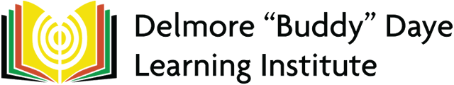 Delmore Buddy Daye Learning Institute Retina Logo