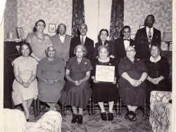 Club Executives 1956